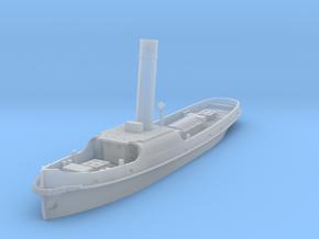 British steam tug Simla 1898 1:400 in Smooth Fine Detail Plastic