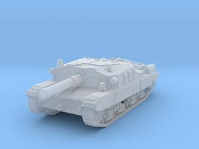 Semovente M43 105 1/144 in Smooth Fine Detail Plastic