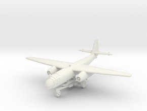 (1:144) Arado Ar 234 V1 (On Take-off Trolley) in White Natural Versatile Plastic