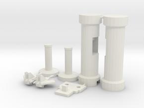 Titans Return Rumble/Frenzy Kit in White Natural Versatile Plastic