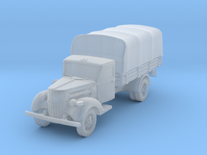 Ford V3000 early (covered) 1/160 in Smooth Fine Detail Plastic