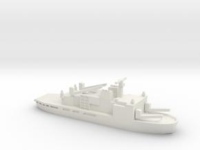 Icebreaker Shirase (AGB-5003), 1/1250 in White Natural Versatile Plastic