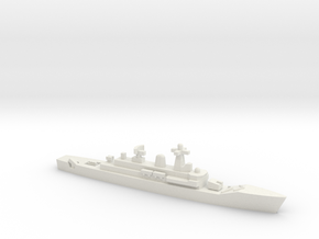 HMAS Swan (DE 50), 1/1250 in White Natural Versatile Plastic