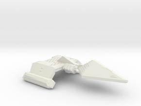 3125 Scale Neo-Tholian Medium Cruiser SRZ in White Natural Versatile Plastic