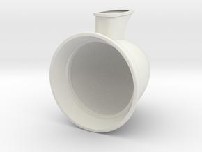 full in White Natural Versatile Plastic