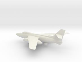 SNCASO Sud-Ouest SO.4050 Vautour IIN in White Natural Versatile Plastic: 1:72
