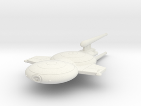 3125 Scale Gorn Neo-Command Cruiser SRZ in White Natural Versatile Plastic