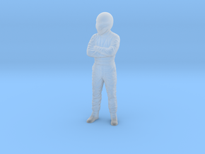 Printle C Homme 2132 - 1/87 - wob in Smooth Fine Detail Plastic