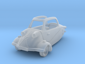 Messerschmitt KR 200_ 1:160 N in Smooth Fine Detail Plastic