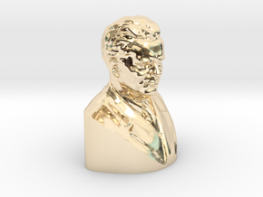 Tito Scan in 14K Yellow Gold