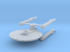 Confederation Pioneer Class Light Cruiser in Smooth Fine Detail Plastic