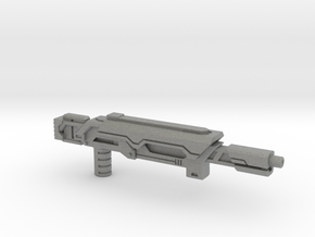 Earth Wars Laser Rifle (5mm) in Gray PA12