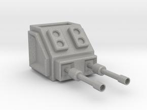 Turret Head in Aluminum