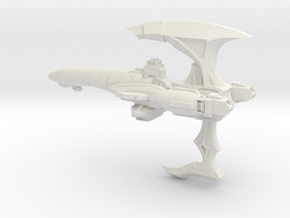 Corsair Class Escort - Concept A in White Natural Versatile Plastic