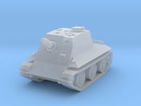 E25 Brummbar concept  1:144 in Smooth Fine Detail Plastic