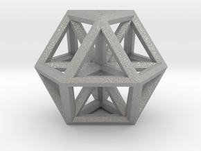 """Small Vector Equilibrium 1"""" in Aluminum"""