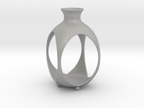 Tea Light Lantern | Vase in Aluminum
