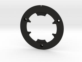 AKG K340 driver grill mod in Black Natural Versatile Plastic