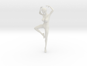Printle L Femme 319 - 1/20 - wob in White Natural Versatile Plastic