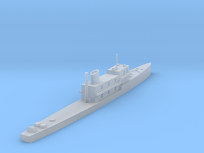 HNoMS Otra in Smooth Fine Detail Plastic: 1:300