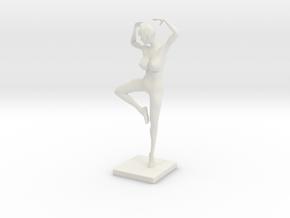 Printle L Femme 319 - 1/24 in White Natural Versatile Plastic