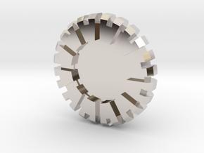 Plug Core B in Platinum