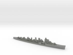 HMS Delhi 1:3000 WW2 naval cruiser in Gray PA12