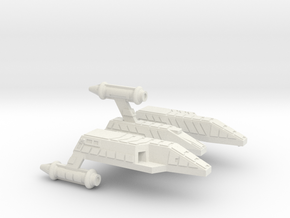 3788 Scale Lyran Refitted Yaguarundi Light Carrier in White Natural Versatile Plastic