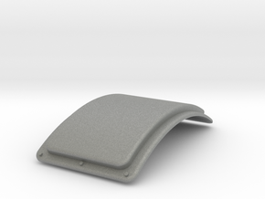G Scale Reading T1 Superheater Cover in Gray PA12