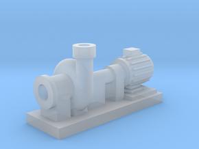 Zentrifugalpumpe neuere Bauart - TT 1:120 in Smooth Fine Detail Plastic