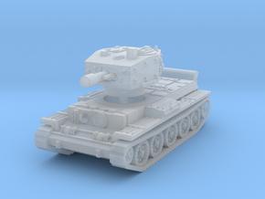 Centaur IV Tank 1/200 in Smooth Fine Detail Plastic