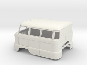 IFA_W50L in White Natural Versatile Plastic