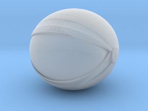 SpaceHelmetv3l1A1 in Smooth Fine Detail Plastic