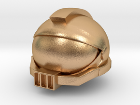SpaceHelmetv3l1A3 in Natural Bronze