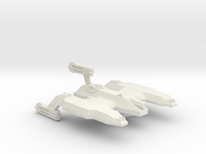 3125 Scale LDR Dreadnought Mauler CVN in White Natural Versatile Plastic
