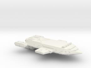 3788 Scale Orion Battlecruiser (BC) CVN in White Natural Versatile Plastic