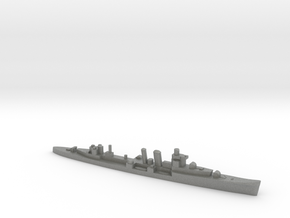 HMS Colombo 1:2400 WW2 naval cruiser in Gray PA12