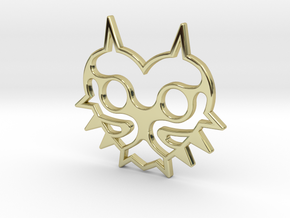 Majora's Pendant in 18k Gold Plated Brass