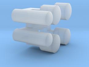 UBL1 Wiener Linien Lichtnägel in Smooth Fine Detail Plastic