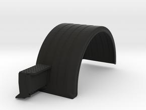 Kotflügel Rechts / Right Fender in Black Natural Versatile Plastic
