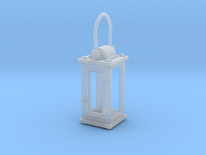 18th Century Lantern HU 35 in Smooth Fine Detail Plastic