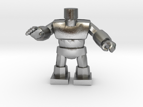 Dragon Quest Golem 1/60 miniature for games andRPG in Natural Silver