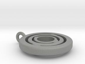 Rotating pendant | Orbit  in Gray PA12