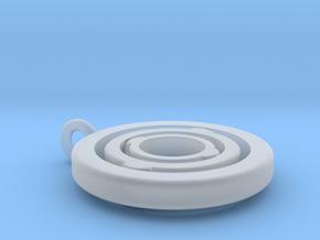 Rotating pendant | Orbit  in Smoothest Fine Detail Plastic