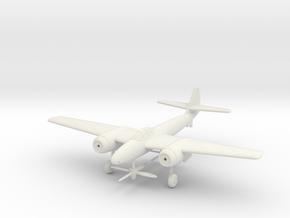 1/144 Mitsubishi Ki-83 in White Natural Versatile Plastic