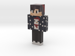 JacobLeWild | Minecraft toy in Natural Full Color Sandstone