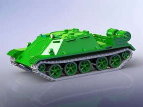 Russian TOP ARV 1/144 in Smooth Fine Detail Plastic