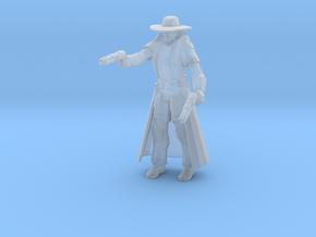 Star wars Nico Okarr gunman 1/60 miniature 4 games in Smooth Fine Detail Plastic