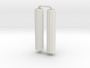 Slimline Pro lines ARTG in White Natural Versatile Plastic