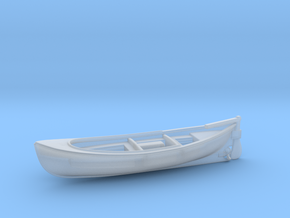 1/240 USN 26-foot Motor Whaleboat in Smooth Fine Detail Plastic
